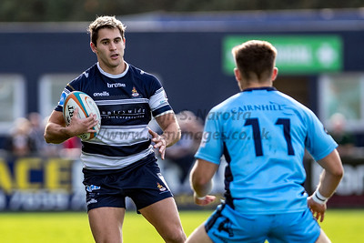 Coventry Rugby vs London Scottish 13th October 2018