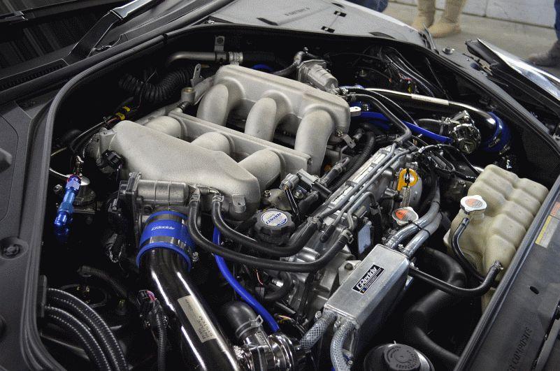 greddy 35rx engine