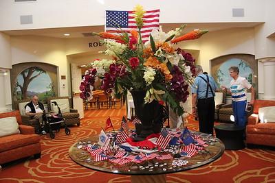 2017 - Veterans Day Celebration