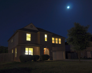 Real Estate Photography - 20321 Dark Tree Cove, Pflugerville, Texas
