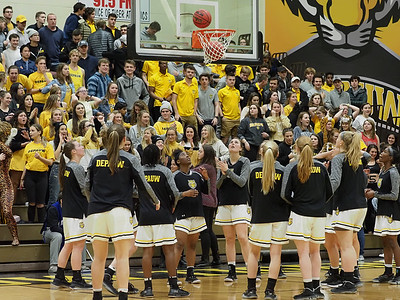 2020 NCAA WBB  Rd 1 DePauw vs Webster