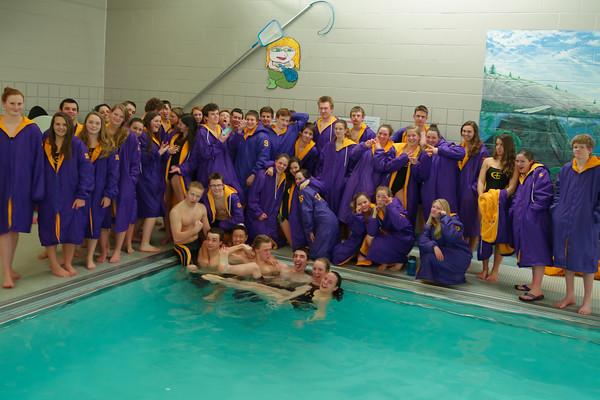2013-2014 Swimming