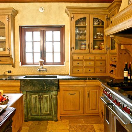 Stone House Kitchen