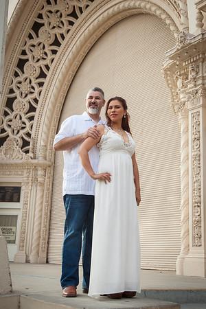 Susana and Frank