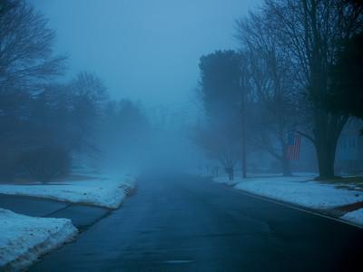 A Foggy Morning_Dec. 22, 2013