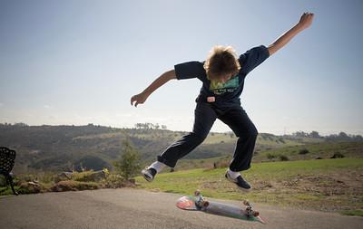 Ty Miller Skateboarding