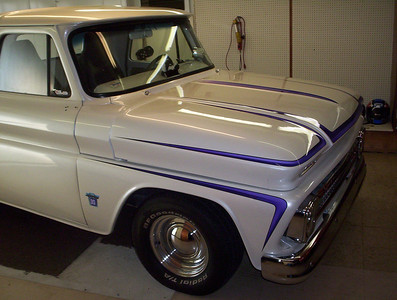 Larry's Sweet 1964 Chevy Truck