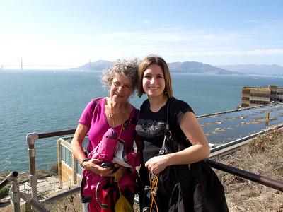 2011-10-14 Pier 39 and Alcatraz Island