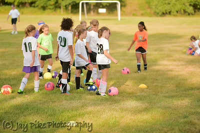 August 11, 2014 - Practice