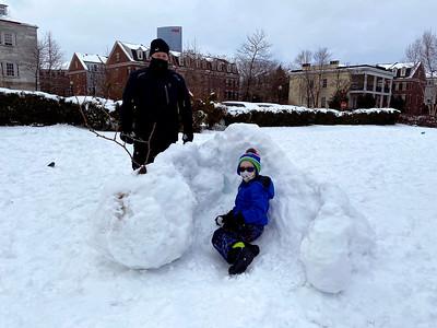 NS Snowmen