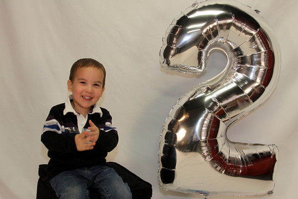 Judah's 2nd Birthday Pictures