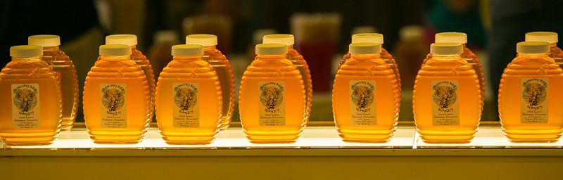 As Bees In Honey Drown