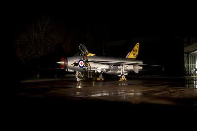 Lightning Preservation Group Night shoot 24-02-18