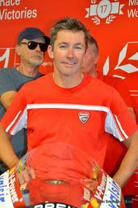 Race Faces - World Ducati Week 2014