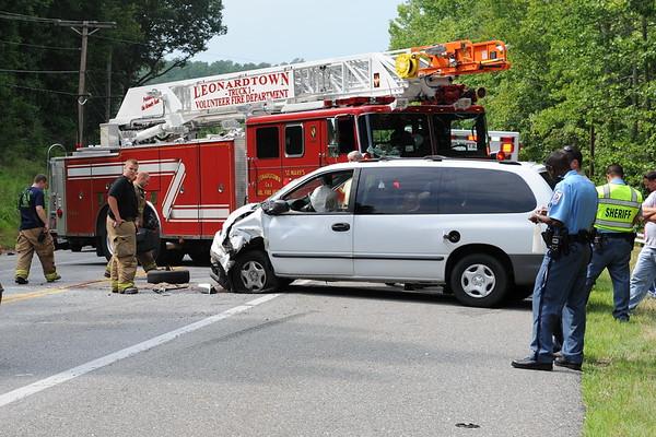 7/12/2010 Fatal Accident in Leonardtown