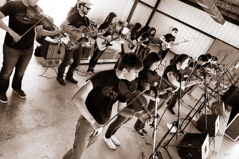 The Fabulous, Lake Travis Fiddlers - Lake Travis, Texas High School