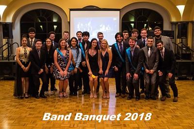 20180504 Band Banquet 2018