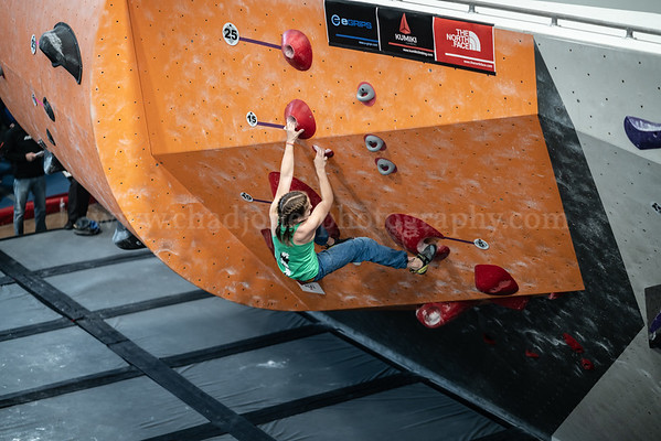 2019 USAC Bouldering Divisionals - Session 2