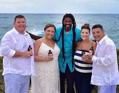Curtis & Hillary  - Jamaica 2nd Day Portraits