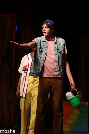 130227 Fall Play:  Godspell