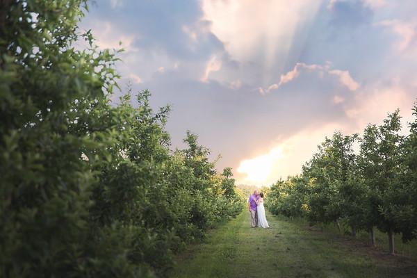 Tracie and Jonathan Wedding