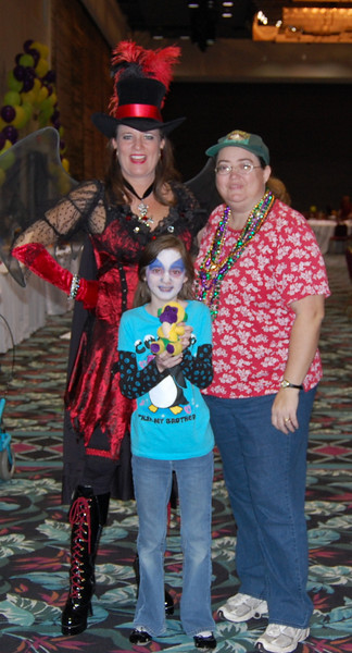 Special People Ball Mardi Gras 2011