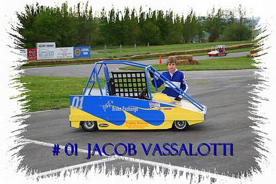 Car #01 Jacob Vassalotti