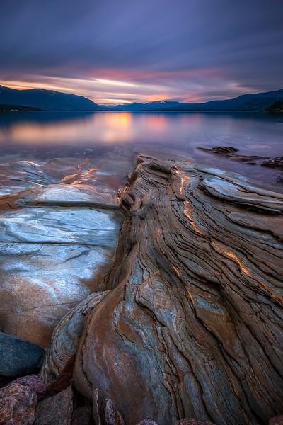 Eagle Bay Sunset