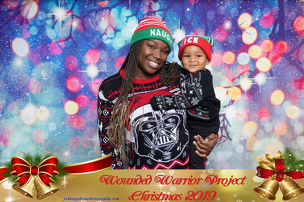 Wounded Warrior Project Christmas 2019