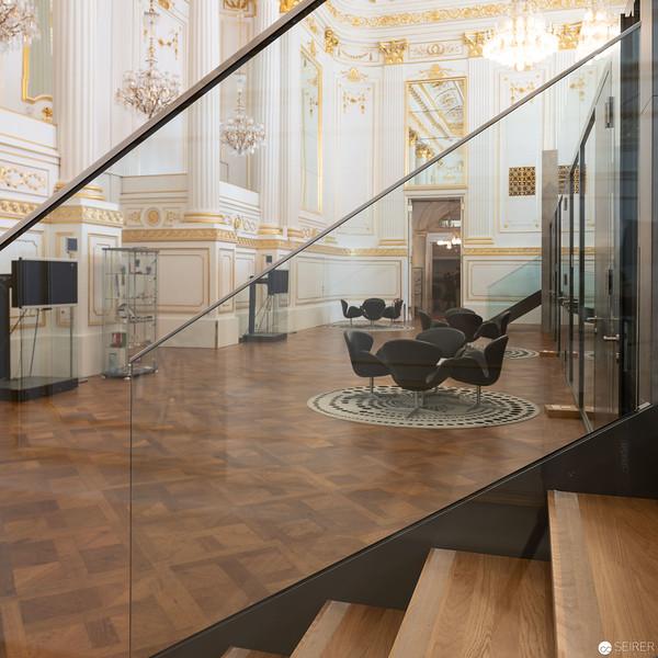 Das Österreichische Parlament im Redoutensaal