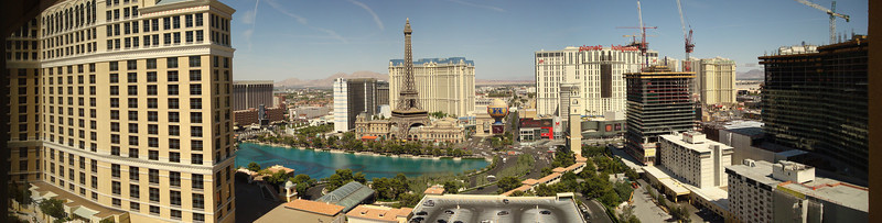 Vegas - Out our window