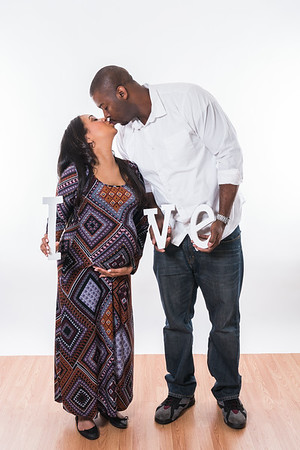 Misty & Ronnie Maternity Session