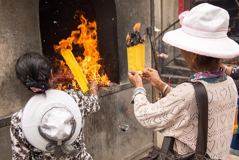 Ceremony at Temple in Dali, Yunnan, China-9841.jpg