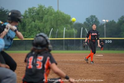 Varsity Softball vs Centerville 5/23-24/17