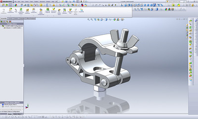 3D Modeling: Objects, Assemblies & Certificates (SolidWorks)