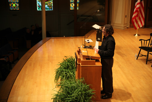 Timothy Troy Convocation 2011