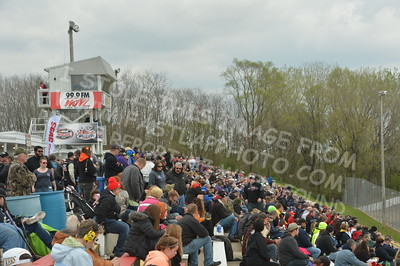 Autograph Session, Fans, & Sponsor Displays