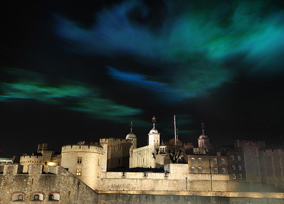 4/4/19 - Huawei Northern Lights - Huawei P30 Pro Launch, London