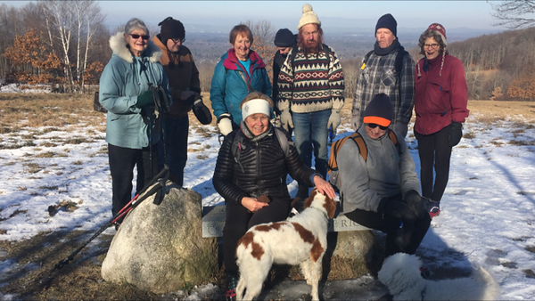 December 21 Wednesday Hike