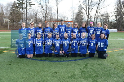 2013-3-23 James Caldwell HS Girls JV & V Lacrosse