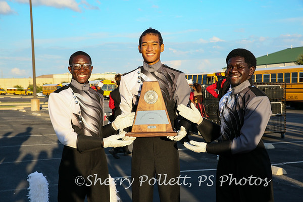 UIL Marching Contest 2017