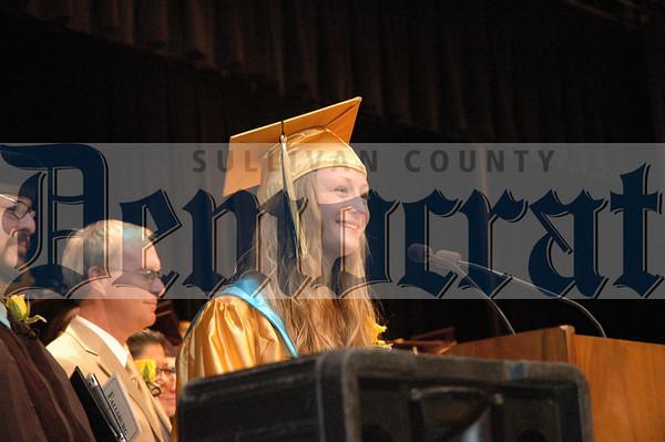 2011 Fallsburg Graduation