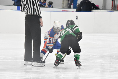 Arrows VS Stars Blue (W 5-3) 11-24-18