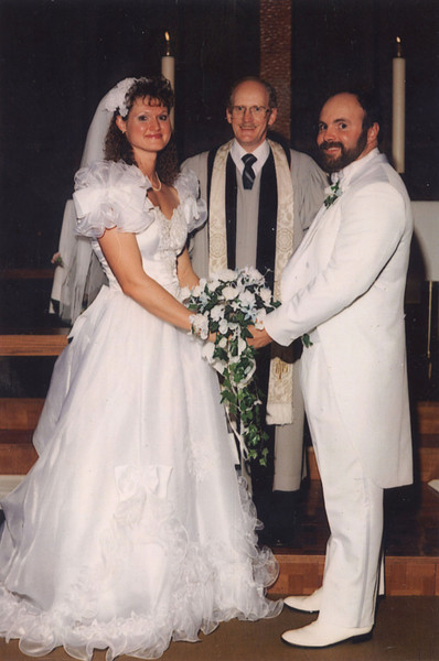 Walter and Tina Estep's Wedding