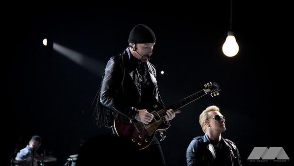 Concert -  U2 INNOCENCE + EXPERIENCE TOUR  - Paris 11/11