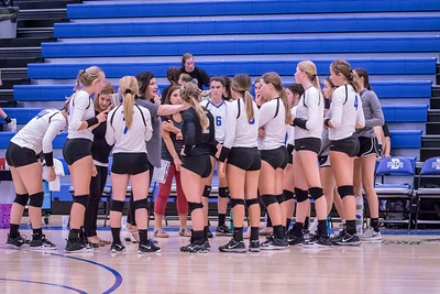 DHS Volleyball 08-20-2018