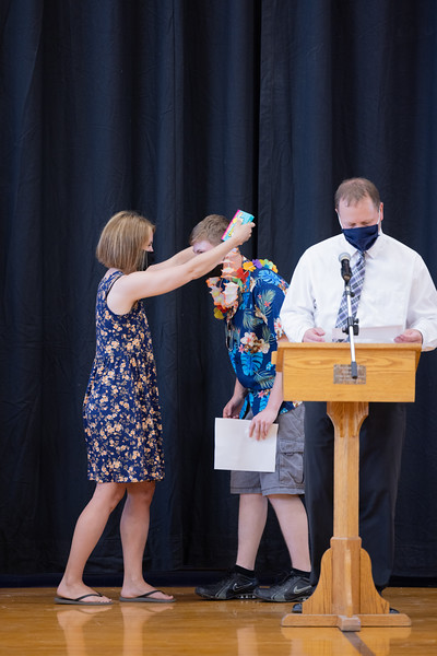 8th grade commencement 2021