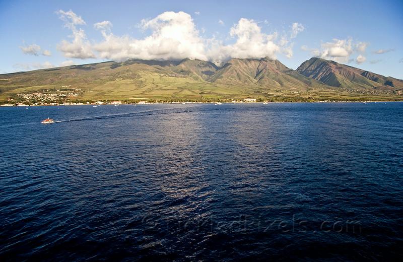 Maui Coast at Lahaina
