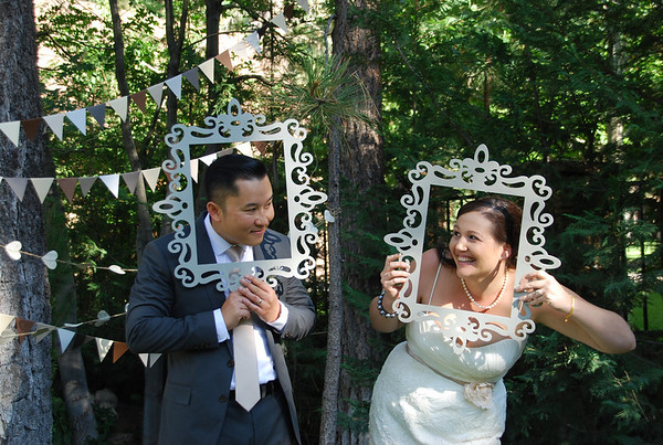 Stan and Dana Wedding