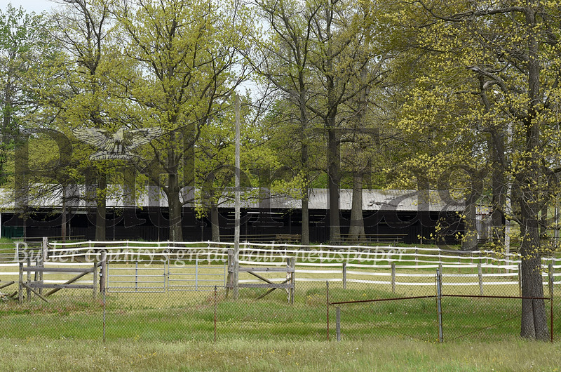 Harold Aughton/Butler Eagle: Big Butler Fairgrounds